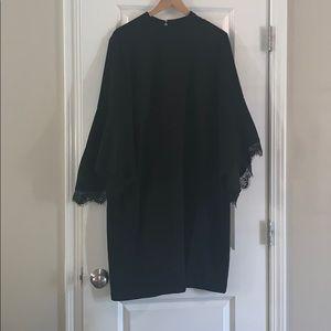 NWT! Black shift dress